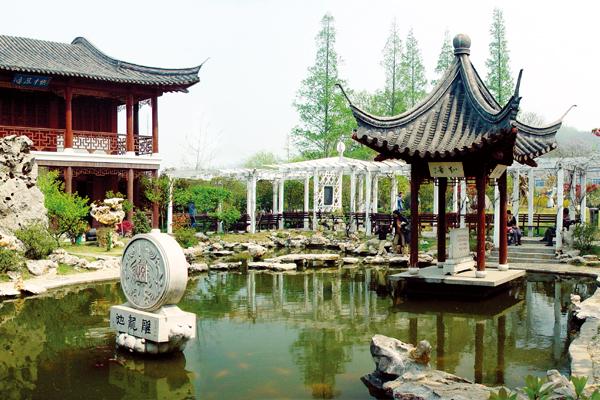 镇江南山风景区介绍